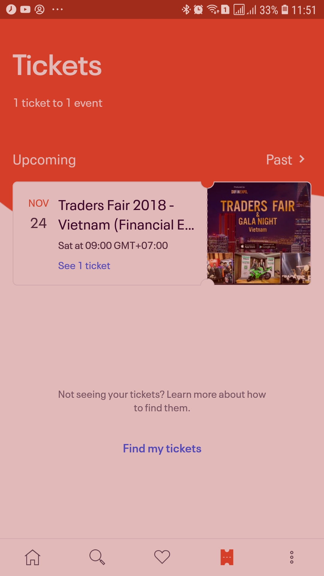 hội chợ trader fair 2018