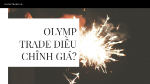 olymp trade điều chỉnh giá
